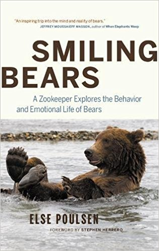Smiling Bears by Else Poulsen
